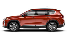 Hyundai All New Santa Fe
